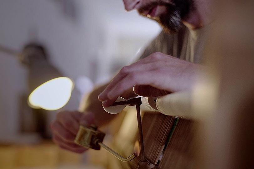 Reprise du positionnement des marteaux pour un jeu optimal de piano
