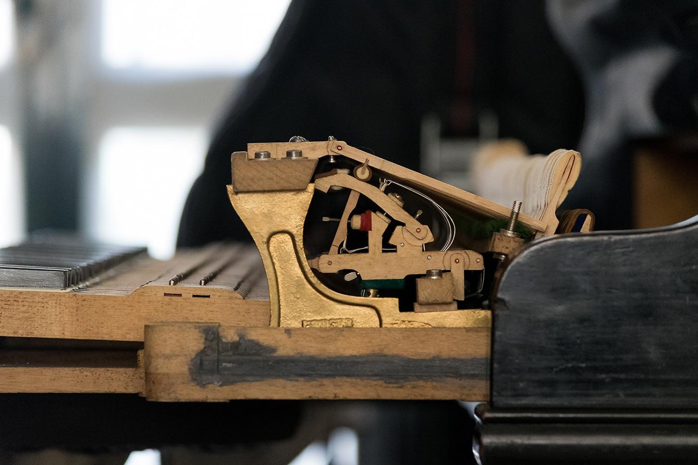 Accord, réglage et réparation de pianos à queue et de pianos droits