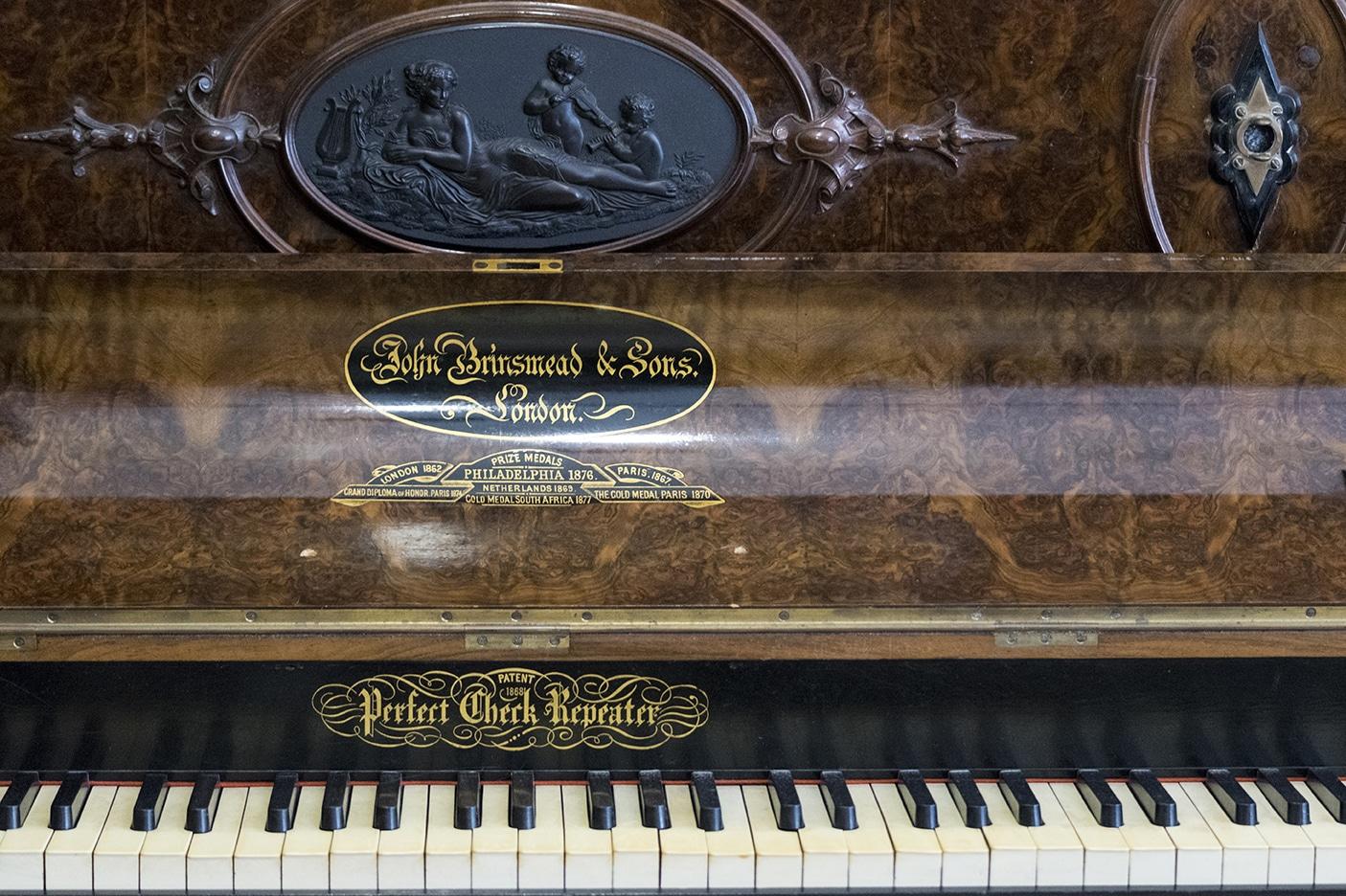 Restauration de pianos anciens