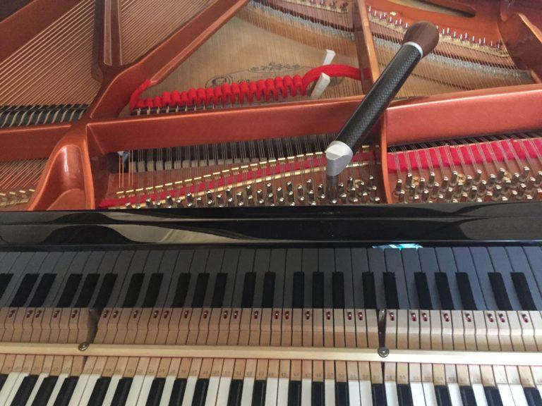 Accord de piano - Ulrich Guilllerm - TiPiano